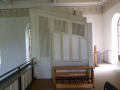 Der Orgeltisch