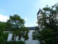 Das Kirchenschiff - Aussenansicht