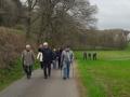 Osterwanderung der Kirchengemeinde Schöneberg 2017